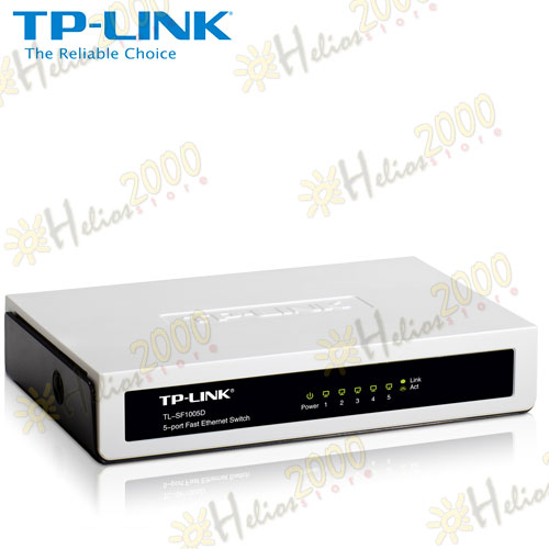 hub switch 5 porte fast ethernet tp link tl sf1005d helios2000 store tamron bilora. Black Bedroom Furniture Sets. Home Design Ideas